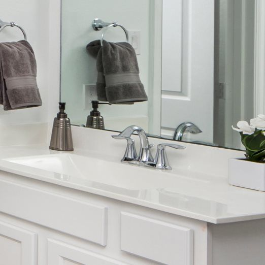 Bathroom featured in the Southwind By Lennar in Houston, TX