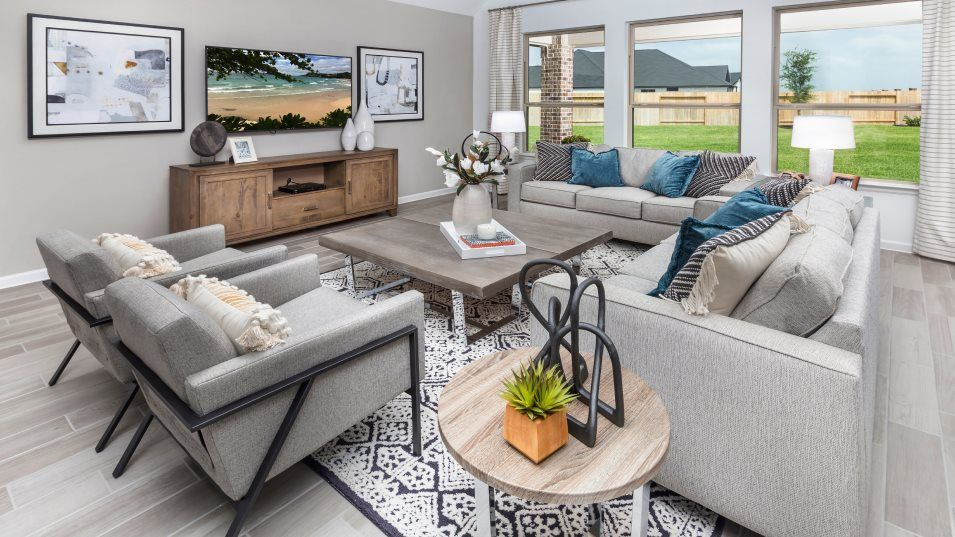 Living Area featured in the Southwind By Lennar in Houston, TX