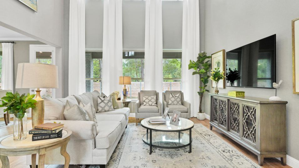 Living Area featured in the Wakefield By Lennar in Houston, TX