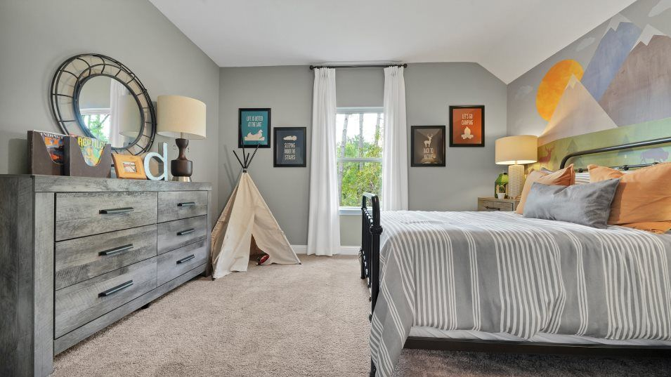 Bedroom featured in the Wakefield By Lennar in Houston, TX