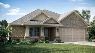 Travertine II - The Groves - Brookstone Collection: Humble, Texas - Lennar