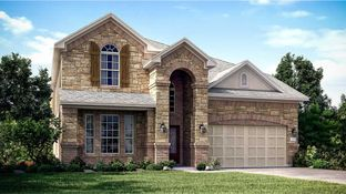 Alabaster II - The Groves - Brookstone Collection: Humble, Texas - Lennar