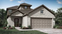 Katy Crossing - Gulf Coast Collection by Lennar in Houston Texas