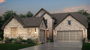 Oak Hill III - Alexander Estates - Fairway Collection: Tomball, Texas - Lennar