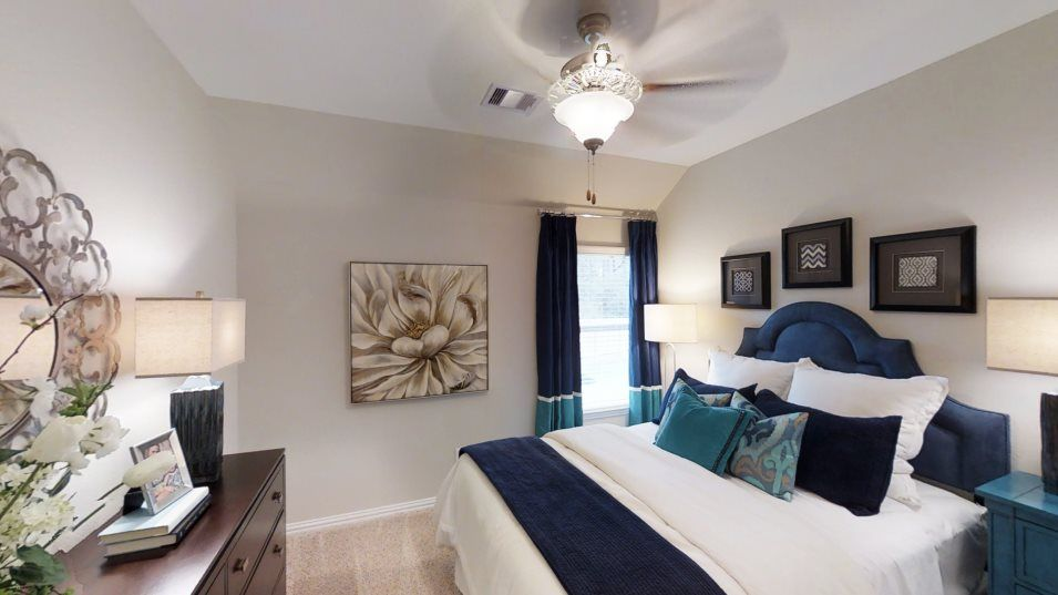 Bedroom featured in the Radford II 3796 By Lennar in Houston, TX