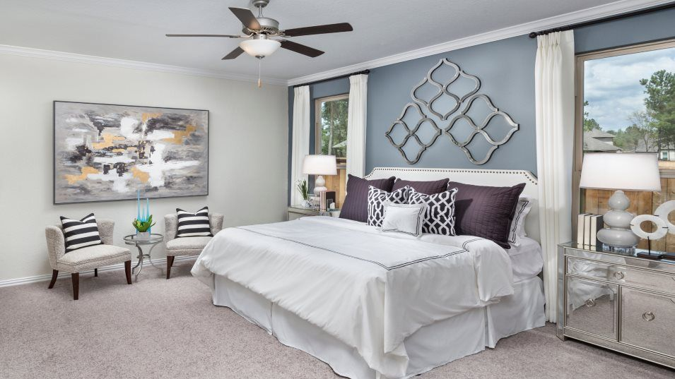 Bedroom featured in the Alabaster II By Lennar in Houston, TX