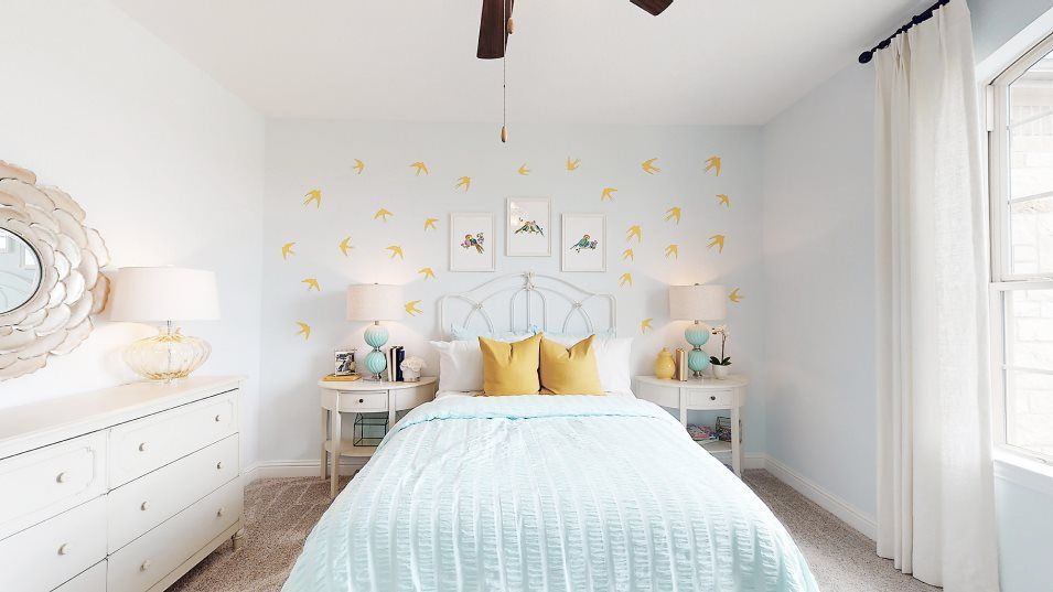Bedroom featured in the Jasper By Lennar in Houston, TX