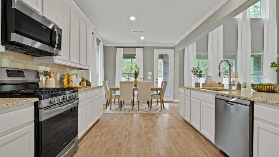 Kitchen featured in the Wakefield By Lennar in Houston, TX