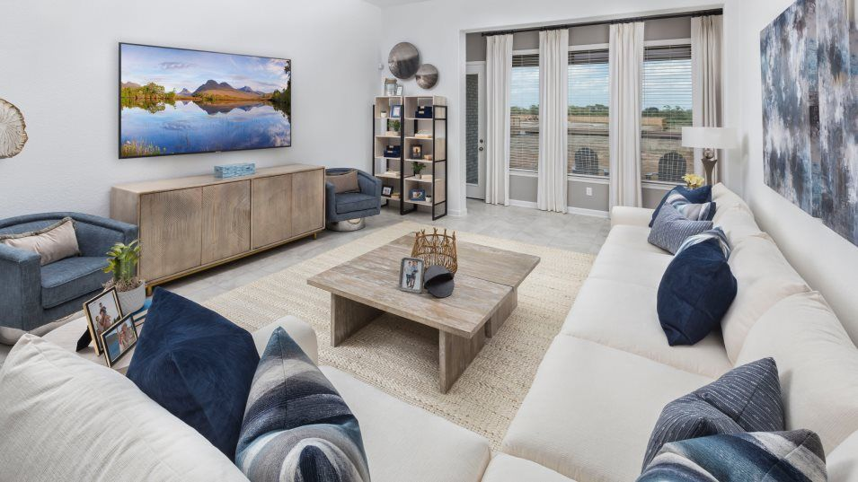 Living Area featured in the Cantaron By Lennar in Houston, TX