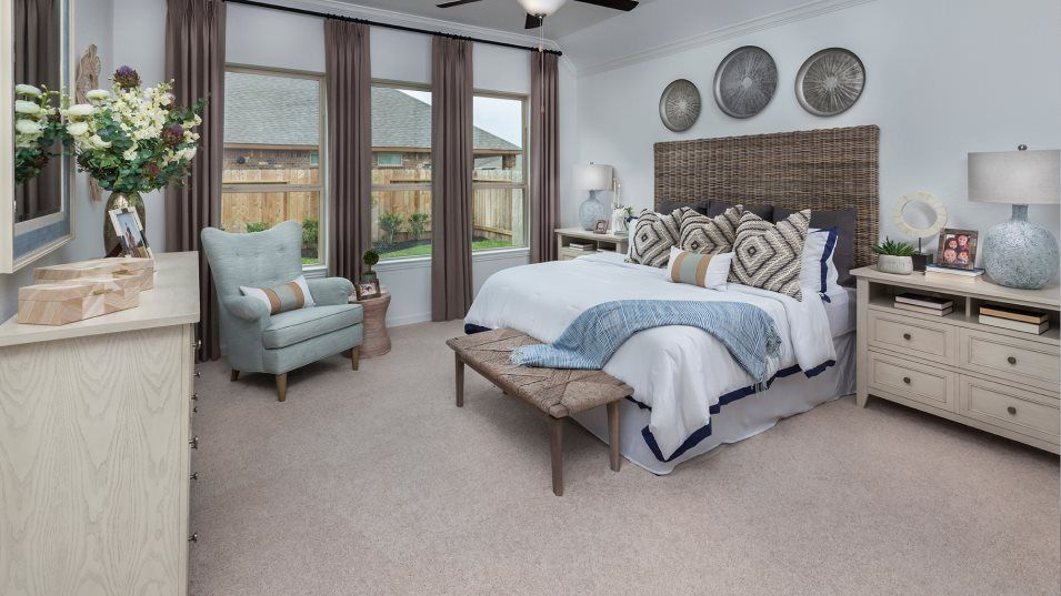 Bedroom featured in the Cabot By Lennar in Houston, TX