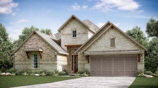 Cobalt - Young Ranch - Texas Reserve Collection: Katy, Texas - Lennar
