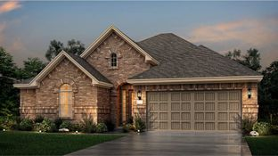 Southwind - Dellrose - Fairway Collections: Hockley, Texas - Lennar
