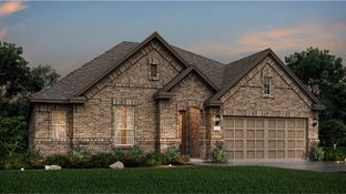 Cabot - Dellrose - Fairway Collections: Hockley, Texas - Lennar