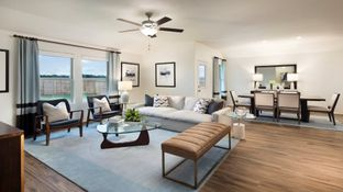 Catesby - Devine Lake - Highlands Collection: Leander, Texas - Lennar