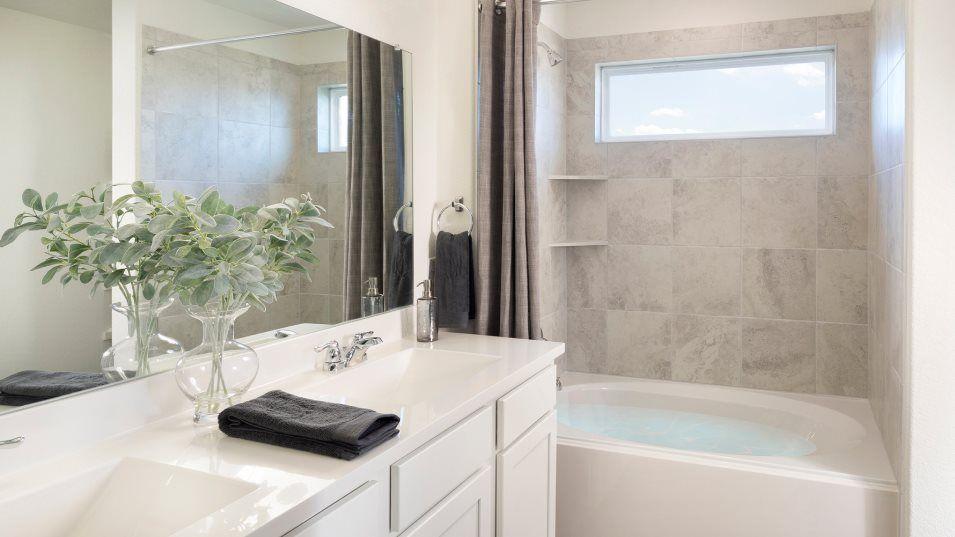 Bathroom featured in the Duff By Lennar in Austin, TX