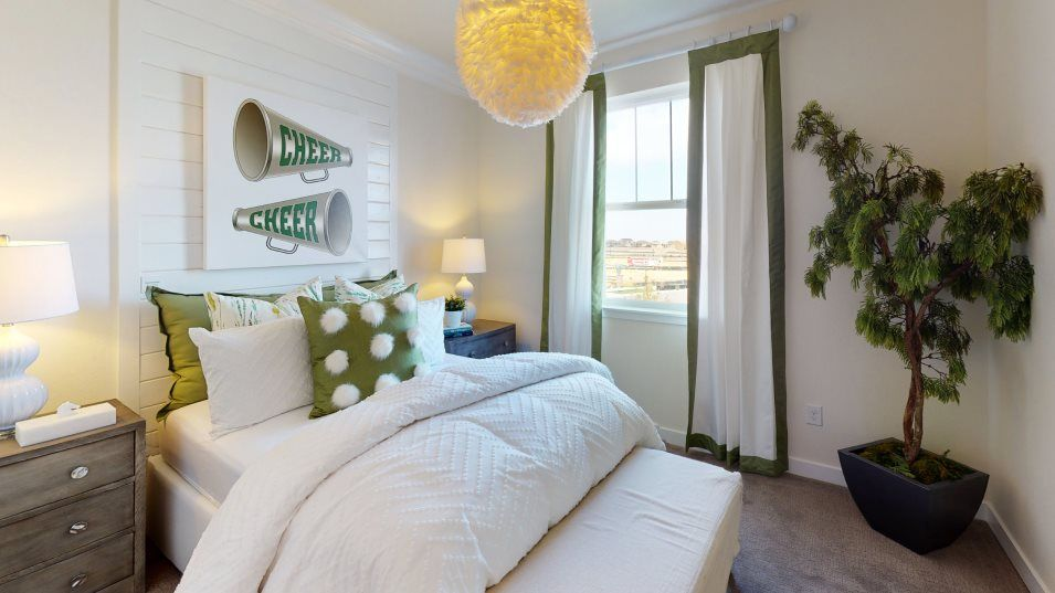 Bedroom featured in the Aspen By Lennar in Boulder-Longmont, CO