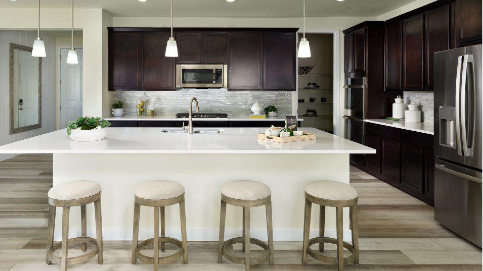 Kitchen featured in the Aspen By Lennar in Boulder-Longmont, CO