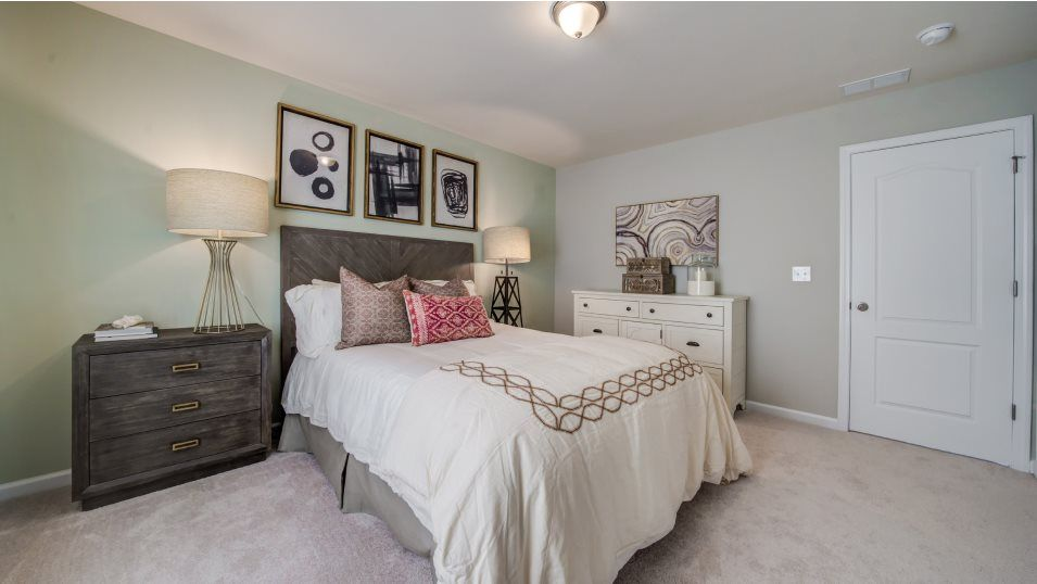 Bedroom featured in the Forsyth By Lennar in Charlotte, NC