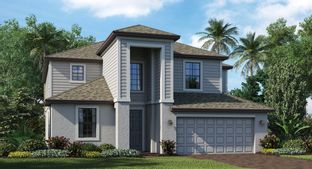 Monte Carlo - Biscayne Landing - Executive Homes: Port Charlotte, Florida - Lennar