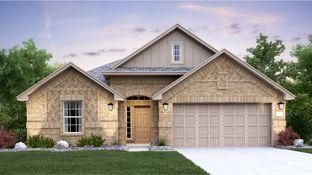 Rosso - Potranco Run - Brookstone II Sig & Westfield 3-car: San Antonio, Texas - Lennar