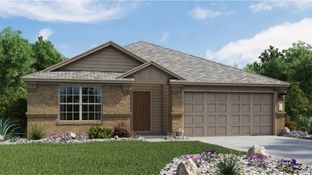 Langley - Johnson Ranch - Brookstone II Signature & Westfield: Bulverde, Texas - Lennar