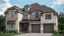 Kingwood-Royal Brook - Cambridge Collection by Village Builders in Houston Texas
