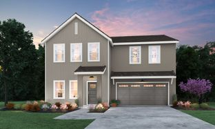Persimmon - The Ranch at Heritage Grove - Clementine Series: Clovis, California - Lennar
