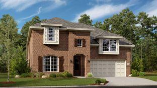 Moonstone w/ Media - Northlake Estates Brookstone: Little Elm, Texas - Lennar