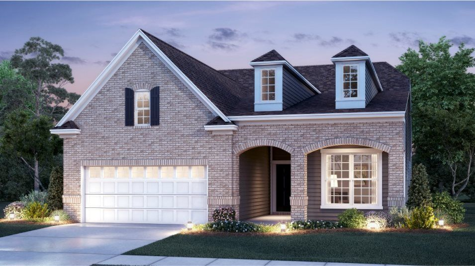 Exterior featured in the Beacon By Lennar in Greenville-Spartanburg, SC