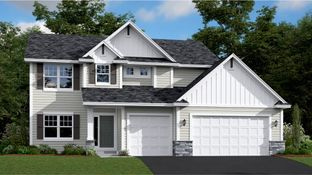 Sinclair - Summers Landing West - Discovery Collection: Cottage Grove, Minnesota - Lennar