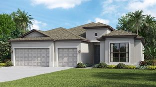 The Summerville II - Portico - Manor homes: Fort Myers, Florida - Lennar
