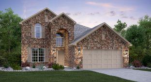 Terrazzo - The Crossings - Brookstone II & Westfield: New Braunfels, Texas - Lennar
