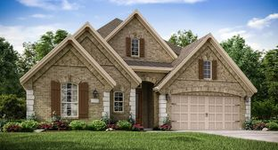 Colburn - The Groves - Cambridge & Icon Collections: Humble, Texas - Village Builders