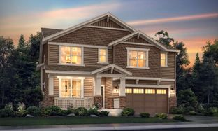 Stonehaven - Turnberry - The Monarch Collection: Commerce City, Colorado - Lennar