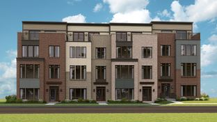 EMERSON - Metro Walk at Moorefield Station - Towns: Ashburn, District Of Columbia - Lennar