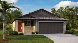 Annapolis - The Isle of Avalon - The Manors: Spring Hill, Florida - Lennar