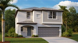 Boston - The Isle of Avalon - The Manors: Spring Hill, Florida - Lennar