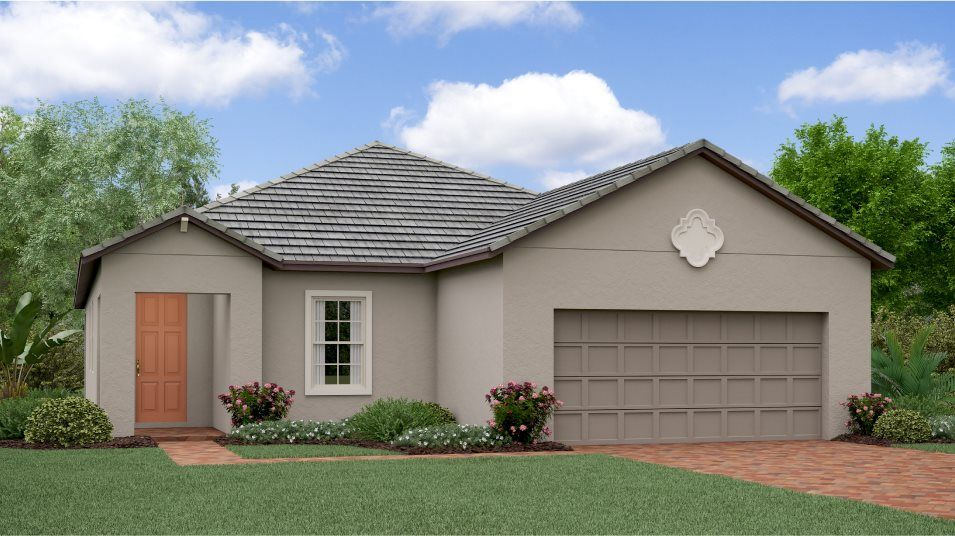 Exterior featured in the Splendor By Lennar in Ocala, FL