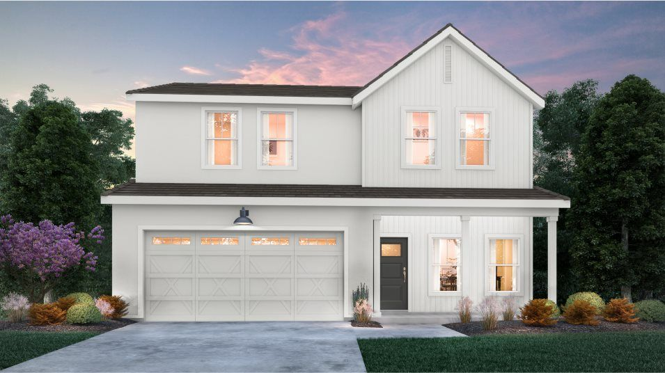 Exterior featured in the Dewberry By Lennar in Bakersfield, CA
