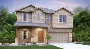 Ames - Cool Springs - Claremont Collection: Kyle, Texas - Lennar