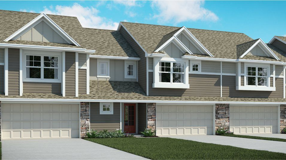 Exterior featured in the Madison By Lennar in Minneapolis-St. Paul, MN