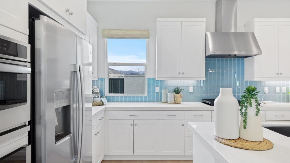 Kitchen featured in the Siena 2 By Lennar in Los Angeles, CA