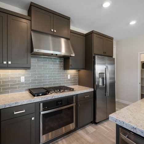 Kitchen featured in the Orchid 4 By Lennar in Los Angeles, CA