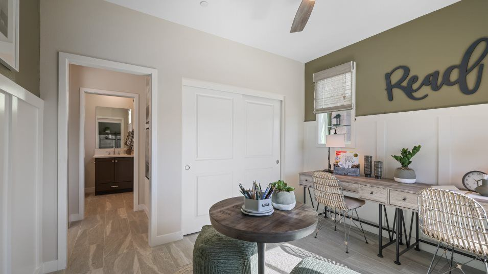 Living Area featured in the Orchid 4 By Lennar in Los Angeles, CA