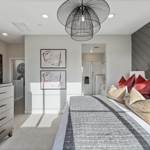 Bedroom featured in the Orchid 1 By Lennar in Los Angeles, CA