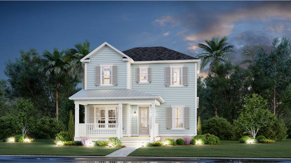 Exterior featured in the HORLBECK By Lennar in Charleston, SC