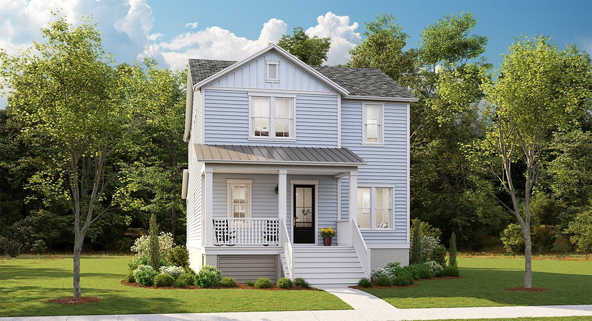Exterior featured in the ASHLEY By Lennar in Charleston, SC