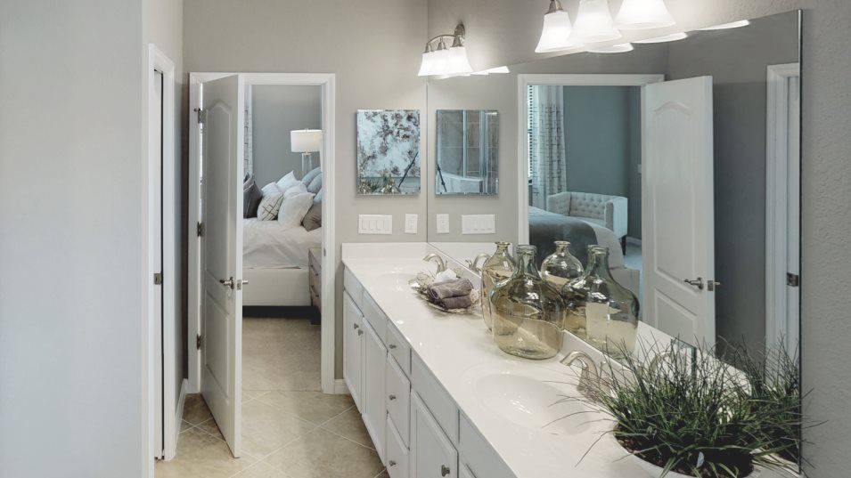 Bathroom featured in The Princeton II By Lennar in Fort Myers, FL