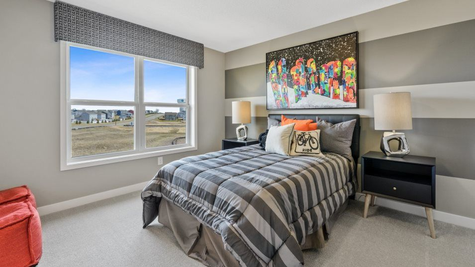 Bedroom featured in the Snelling By Lennar in Minneapolis-St. Paul, MN