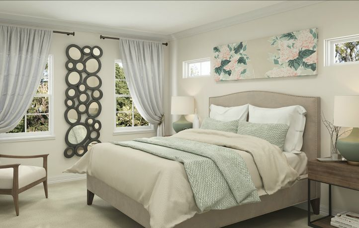 Bedroom featured in the Seville I By Lennar in Middlesex County, NJ